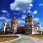 мирский замок2