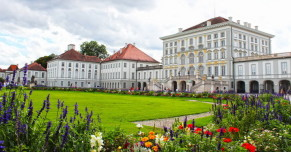 Дворец-Нимфенбург